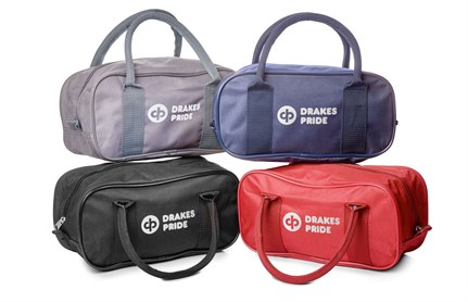 DRAKES PRIDE 2 BOWL CARRIER FOR FLAT GREEN OR CROWN GREEN BOWLS**
